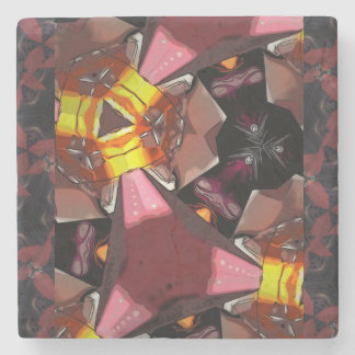Fundamental Merry Making Coas Stone Coaster
