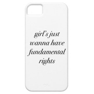 """fundamental rights"" phone case iPhone 5 case"