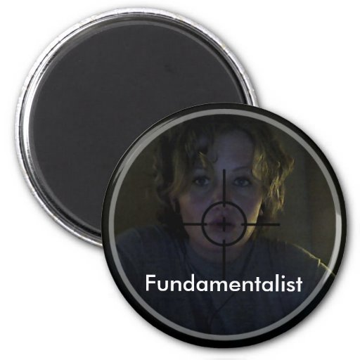 Fundamentalist Refrigerator Magnets
