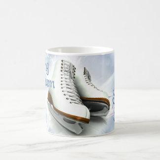 Funding the dream coffee mug