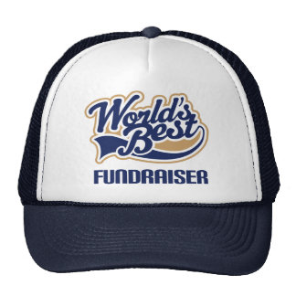 Fundraiser Gift Trucker Hats