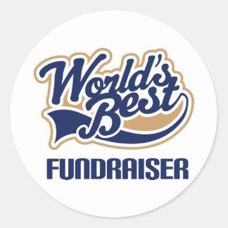 Fundraiser Gift Sticker