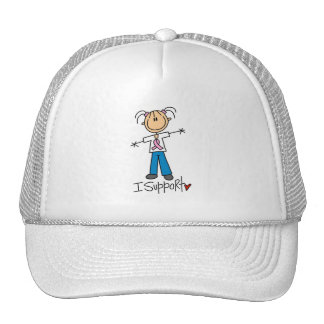 Fundraising I Support Hats