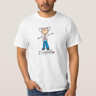 Fundraising I Support T-Shirt