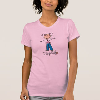 Fundraising I Support Tshirts