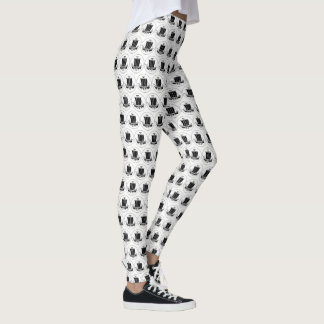 Fune-ni-ho Japanese Pattern Leggings