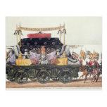 Funeral Car of the Duke of Wellington, 1853 Postcards