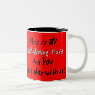 Funeral Director/Mortician Funny Gifts Mugs
