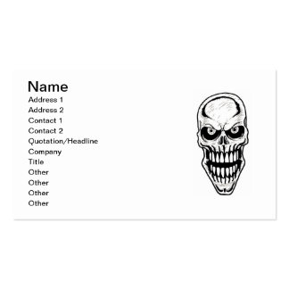 Funeral Directors Customizable Business Cards