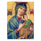 Funeral Holy Card | Our Lady of Perpetual Help 2