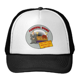 Funeral Home Hat