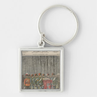 Funeral of Albert Victor  Duke of Clarence Key Ring