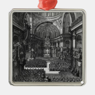 Funeral of Marie-Louise d'Orleans  Queen of Christmas Ornament