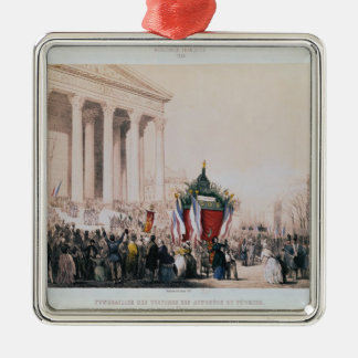 Funeral of the victims of the La Madeleine Christmas Ornament