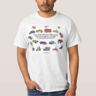 Funeral Procession T-shirts