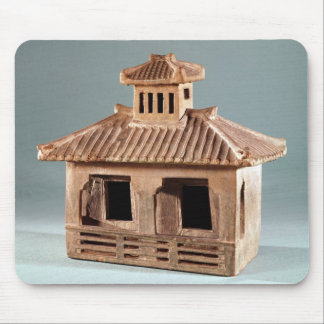 Funerary model of a house, Han Dynasty Mouse Mat