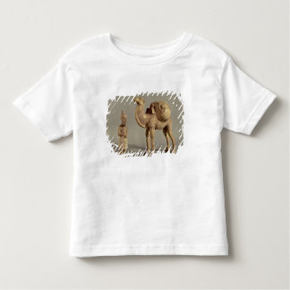 Funerary statuettes of a laden camel toddler T-Shirt