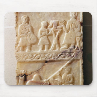 Funerary stela, from Yemen Mouse Pad