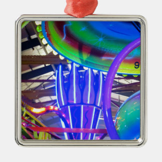 Funfair Lights Christmas Ornament