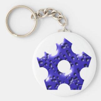 Fünfeck Stern pentagon star Schlüsselband