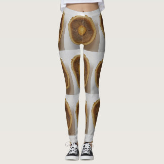 Fungal sun leggings