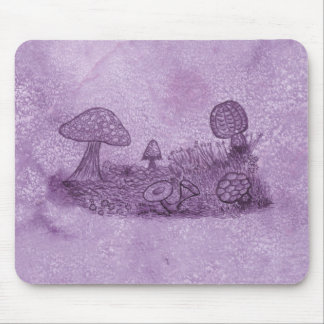 Fungi Meadow Mousepad