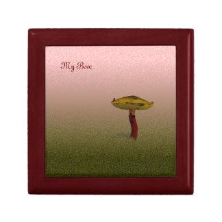 Fungus Art Gift Box