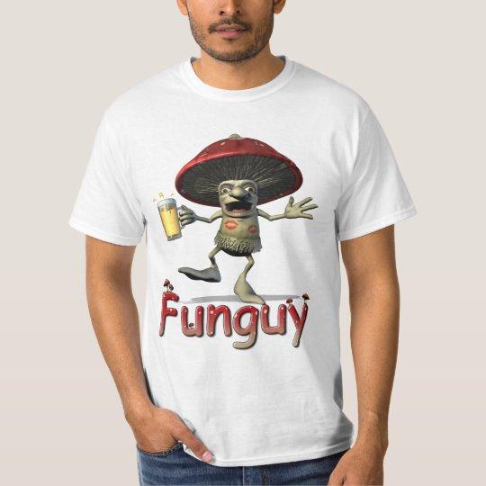 Funguy Mushroom T-Shirt