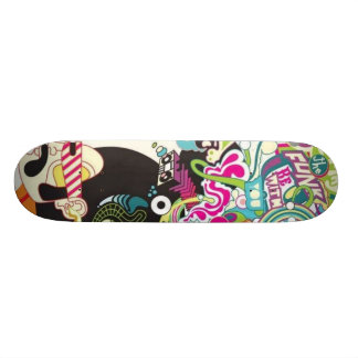 Funk Be with You 20.6 Cm Skateboard Deck