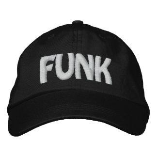 FUNK EMBROIDERED BASEBALL CAP