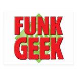 Funk Geek v2 Postcard