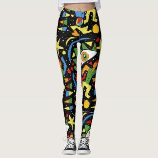 Funk legy leggings