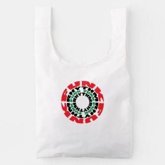 Funk Rhythm Funk Funk Rhythm Baggu Reusable Bag
