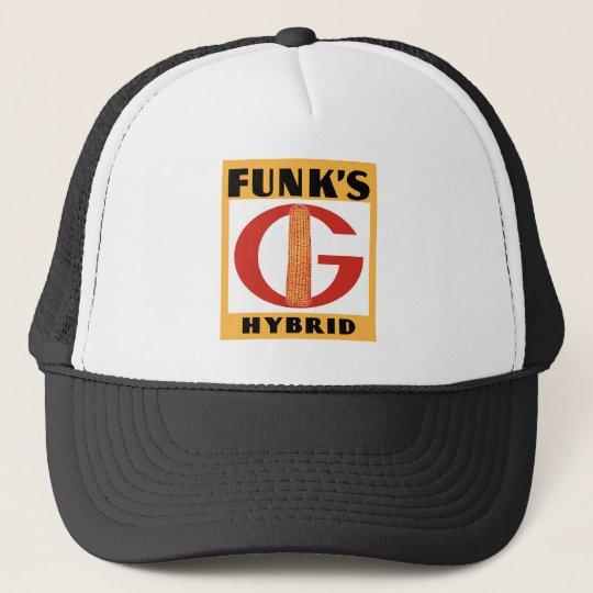 Funks hybrid trucker hat