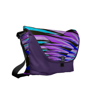 Funky Abstract Art Bag! #11 Commuter Bag