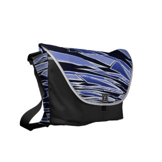 Funky Abstract Art Bag! #13 Courier Bags
