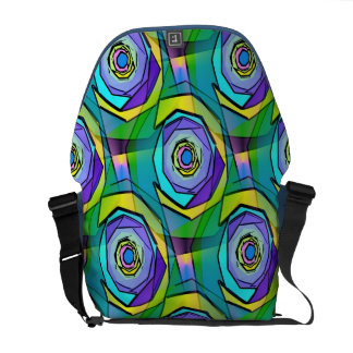 Funky Abstract Art Bag! #2 Commuter Bags