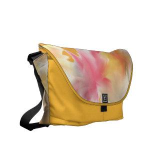 Funky Abstract Art Bag! #8 Messenger Bags
