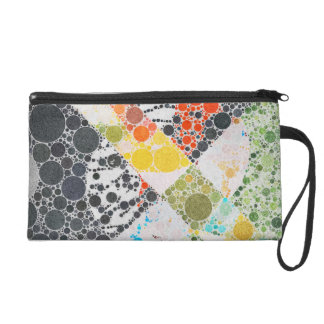 Funky Abstract Texture Wristlets