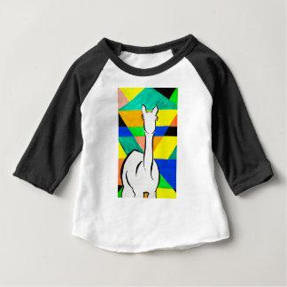 Funky Alpaca Baby T-Shirt