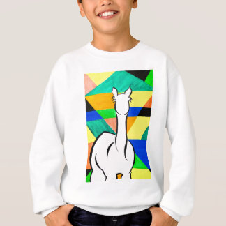 Funky Alpaca Sweatshirt
