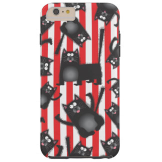 Funky Black Cats iPhone cover case