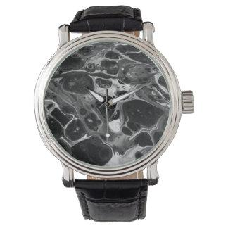 Funky Black & White Watch
