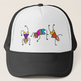 Funky Boys Trucker Hat