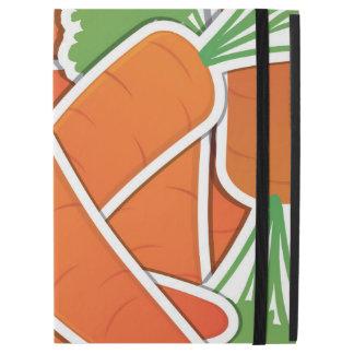 """Funky carrots! iPad pro 12.9"""" case"""