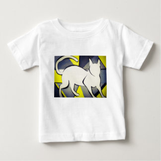 Funky Cat Baby T-Shirt