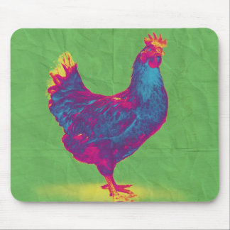 Funky Chicken Mouse Mat