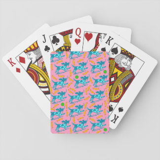 Funky Chicken Playing Cards
