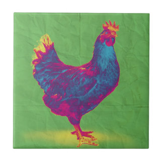 Funky Chicken Tile