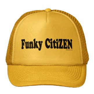 Funky CitiZEN Hats